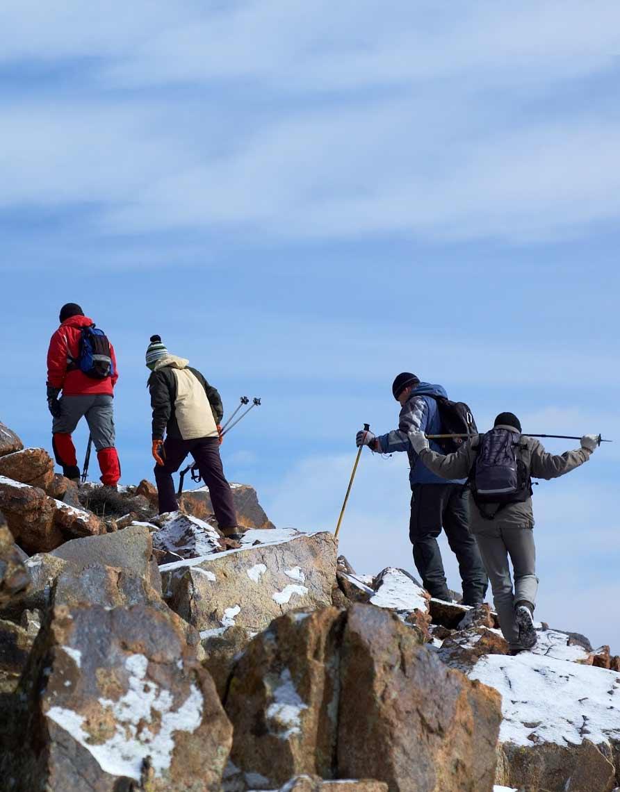 Mountain Safaris